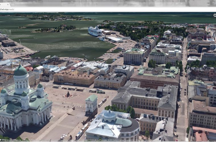 Helsinki S 3d City Model Has Generated Tens Of Application Ideas